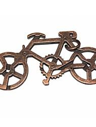 Quebra-cabeças Puzzle brinquedo Blocos de construção DIY Brinquedos Metal Preta