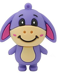 economico -16gb fumetto eeyore usb 2.0 Flash pen drive