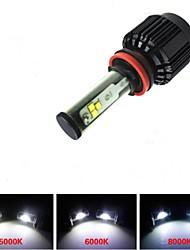 cheap -CONQUER® 2PCS 30W 3600Lumens H11 High Power High Brightness Cree LED Headlight for Car