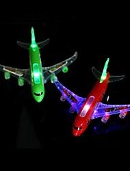 Недорогие -мигать дистанционного самолет управления (случайный цвет)