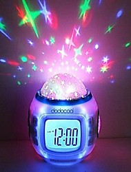 New Fashion Children Room Amazing Sky Star Alarm Clock