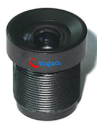 cheap -Lens 12mm CCTV Surveillance CS Camera Lens for Security Systems 2.5*1.8*1.8cm 0.025kg