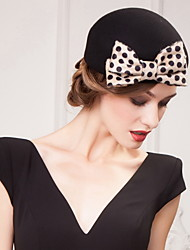cheap -Gemstone & Crystal / Wool Hats / Headpiece with Crystal 1 Special Occasion / Party / Evening Headpiece