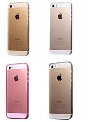 economico -Per iPhone 8 iPhone 8 Plus iPhone 7 iPhone 7 Plus iPhone 6 iPhone 6 Plus Custodia iPhone 5 Custodie cover Ultra sottile Transparente