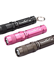 cheap -Tank007 E09 LED Flashlights / Torch Handheld Flashlights/Torch LED 120 lm 3 Mode - Impact Resistant Waterproof Super Light Compact Size