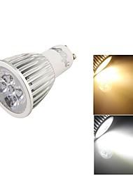 GU10 Faretti LED 5 LED ad alta intesità 500 lm Bianco caldo Luce fredda 3000/6000 K Decorativo AC 85-265 V