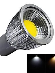 abordables -gu10 a mené le projecteur 1 cob 450lm blanc chaud blanc froid 3000-3200k / 6000-6500k ac 100-240v dimmable