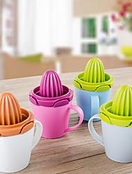 cheap -3 in 1 Lemon Orange Squeezer Cup Multifunction Fruit and Vegetable Juicer Kitchen Tools Mug