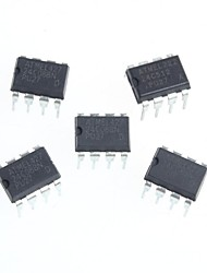 AT24C08 Serial EEPROM 2.7-5.5V 8K Memory DIP-8(5Pcs)