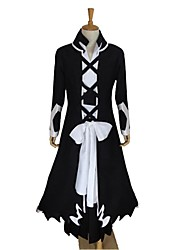 Inspired by Cosplay Cosplay Anime Cosplay Costumes Cosplay Suits Patchwork Long Sleeves Coat Pants Gloves Underwear Belt For Male Female