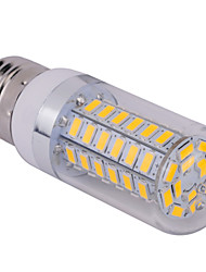 ywxlight® e26 / e27 luci al mais a led 60 smd 5730 1500 lm bianco caldo bianco freddo ac110 ac220 v