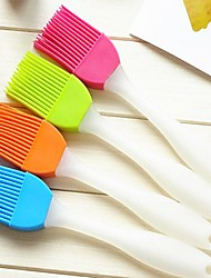 cheap -Creative Home Kitchen Silicone Soft Brush To Clean The Brush(Random Color)