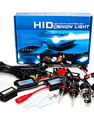 cheap -H4 Car Light Bulbs 55W 3200lm HID Xenon Headlamp For Honda / Toyota