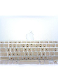 cheap -Gold-Plastic Ultra Thin Soft Keyboard Protector Cover Skin for MacBook Pro 13.3/15.4""