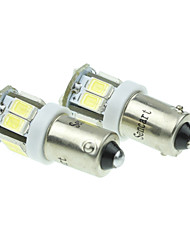 abordables -SO.K BA9S Ampoules électriques LED Haute Performance / SMD 5630 400-550lm Clignotants For Universel