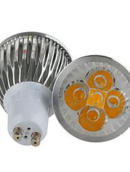 cheap -140-160 lm GU10 LED Spotlight MR16 5 leds High Power LED Dimmable Warm White Cold White AC 220-240V