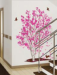 miljømæssige aftagelig eiffel pvc væg sticker