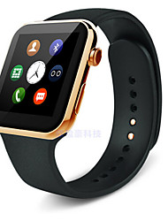 cheap -Smart Watch Touch Screen Heart Rate Monitor Calories Burned Pedometers Anti-lost Hands-Free Calls Message Control Long Standby Sports
