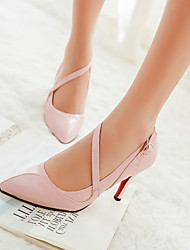 cheap -Women's Shoes Stiletto Heel Pointed Toe Pumps Dress Shoes More Colors available