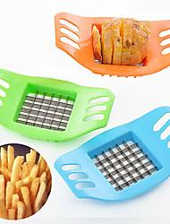 hesapli -Yaratıcı patates bar kesme makinası kolayca (rastgele renk)