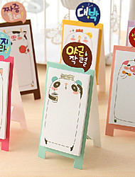 cheap -Animal Family Self-Stick Notes