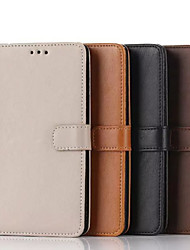 cheap -5.5 Inch Crazy Ma Pattern Luxury PU Wallet Leather Case with Stand for LG G4(Assorted Colors)