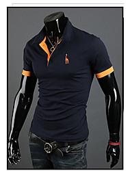 Недорогие -глобальные сети мода с коротким рукавом футболки
