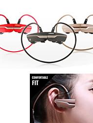 stéréo sportif m-x3 sans fil Bluetooth v4.0 casque écouteur pour l'iphone 6 / 6plus / 5 / 5s / S6 (couleurs assorties)