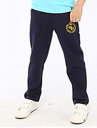 お買い得  -男の子 コットン アクリル スパンデックス パンツ 夏 半袖 グレー レッド ブルー