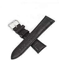 preiswerte -Uhrenarmband für Apple Watch Series 3 / 2 / 1 Apple Handschlaufe Klassische Schnalle Leder
