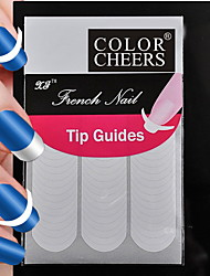 240pcs profesionalna izrada obrazac nail art alat (5x48pcs) # 03