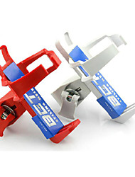 baratos -Outros / Garrafa de água da gaiola Ciclismo de Lazer / Ciclismo / Moto / BMX Sintético / Aço Branco / Preto / Vermelho