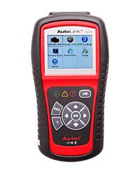 Недорогие -2015 горячая рейтинга оригинальная Autel AutoLink al519 OBDII и диагностический инструмент