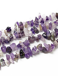 "cheap -Beadia Amethyst Stone Beads 5-8mm Irregular Shape DIY Loose Beads For Making Necklace Bracelet 34""/Str"