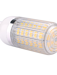 cheap -YWXLIGHT® 1500 lm G9 LED Corn Lights T 60 leds SMD 5730 Warm White Cold White AC 110V AC 220V