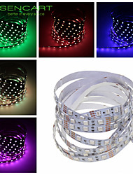 cheap -1M 60x5050 SMD RGB / White / Green / Blue / Pink / Yellow / Red / Cold White / Warm White Light LED Strip Lamp (DC 12V)