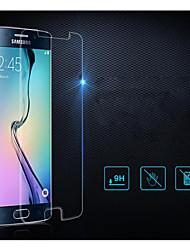 Protetor de tela de vidro temperado 0,3 milímetros de alta definição para Samsung Galaxy S6 borda