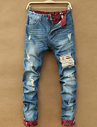 cheap -Men's Jeans ,Fashion Design Pants for Men