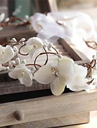 Basketwork Wreaths Headpiece