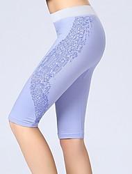 Bodybuilding Sport  Fitness Women Pants Gym Clothes Women Dance Women Yoga Pants (without the Top)