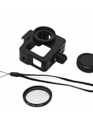 Lens Cap Screw Straps Monopod Tripod Mount / Holder 147-Action Camera,Gopro 3 Gopro 2 Gopro 3+ Gopro 1 PVC Other Synthetic PU