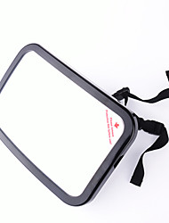 cheap -Baby Mirror Black Rectangle Car Adjustable Baby Safety Mirror