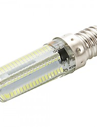 Dimmable E14 10W 152x3014SMD 1000LM 2800-3200K/6000-6500K Warm White/Cool White Light LED Corn Bulb (AC110V/AC220V) 1pc