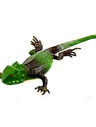 Недорогие -(5 шт) моделирование ящерица моделирования мягкие резиновые животные эти трюк игрушки (случайный цвет)