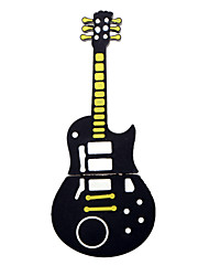 cheap -Cute Black Guitar Style USB 2.0 Flash Stick Memory Pen Thumb Drive Storage 1GB