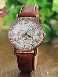 Недорогие -z.xuan женщин / мужчин стали группа аналоговый кварцевый случайные часы более цветов