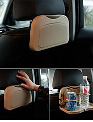 rack boissons voiture de table tasse pliage titulaire 3color
