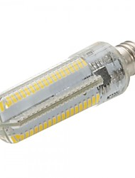 6W LED Corn Lights T 152 SMD 3014 600-700 lm Warm White Cold White 2800-3200/6000-6500 K Dimmable AC 220-240 AC 110-130 V