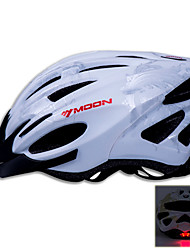 cheap -MOON Bike Helmet 21 Vents CE Certified Cycling Half Shell PC EPS Road Cycling Recreational Cycling Cycling / Bike Mountain Bike/MTB