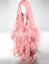 cheap -long wave wigs 100cm light anime cosplay wigs hatsune miku Halloween